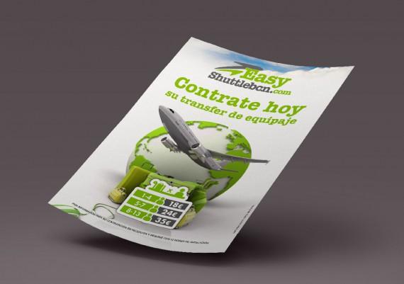Flyer EasyShuttleBCN