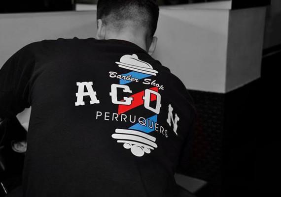Camisetas Acon Perruquers