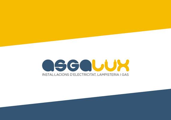 Logotipo Asgalux