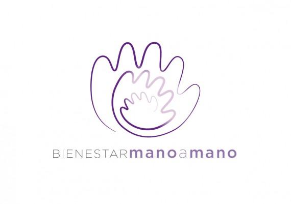 Logotipo Bienestar Mano a Mano