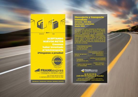 Flyer FrankExpres