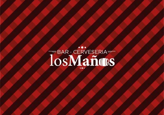 Logotipo Cervecería Los Maños