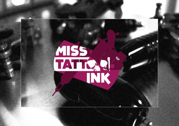 Logotipo Miss Tattoo Ink