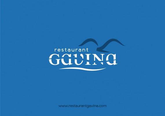 Logotipo Restaurant Gavina